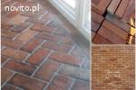 Płytki ze starej cegły płytki z cegły lico środki narożniki