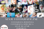 Sesje fotograficzne - fotografia rodzinna