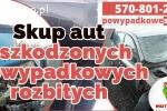Skup samochodów powypadkowych Kraków