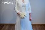 Sprzedam suknie ślubną z kolekcji 2017 salon sukien ślubnych